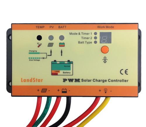 landstar solar charge controller manual