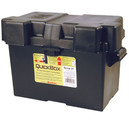 Quick Cable Group 27 standard battery box, holds o