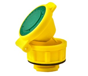Water Miser vent cap for lead-acid battery, standa