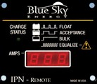 Blue Sky IPN-Remote display for basic monitoring o