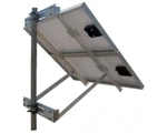 "Side of pole mount (SOP) with 60"" rail, fit 4"" to"