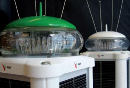 Vega Industries Vlb 67 Std White Lighting Solar Beacon