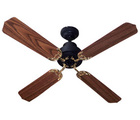 Vari-Fan DC powered ceiling fan, 12/24 VDC, 4/5 bl
