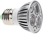 LED light bulb 3W power consumption, 12V, cool whi