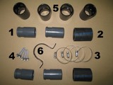 TechnoSolis Obstacle Kit 1 1/2""