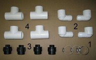 Underground Passage Kit 1 1/2""