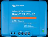 Orion-Tr 48/12-20A (240W), Victron Orion voltage c