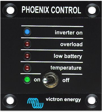Phoenix Inverter Control from Victron