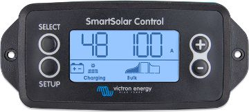 SmartSolar Pluggable Display, for MPPT Controller