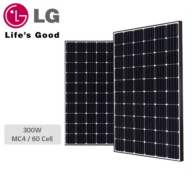 lg electronics canada inc lg300s1w a5 panneau solaire 300. Black Bedroom Furniture Sets. Home Design Ideas