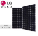 LG 360W monocrystalline solar panel. 72 cells, DVE