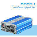 Cotek 25A, 12V, 3 step battery charger