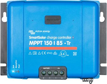 Victron Charge Controller, SmartSolar MPPT 150/85-