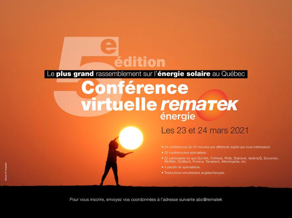 Conference Virtuelle rematek
